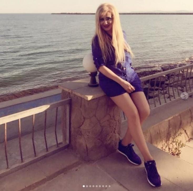 Xalq artistimiz şortikdə - FOTOLAR
