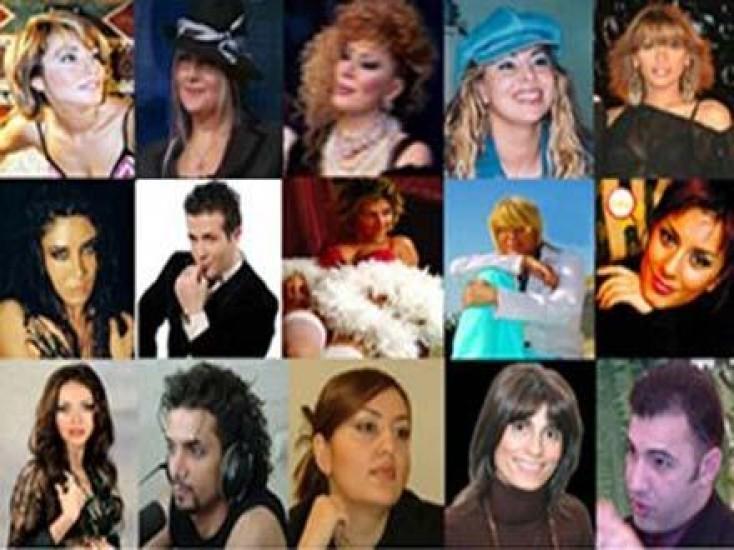 Azərbaycanlı məşhurların makiyajsız halı - FOTOLAR