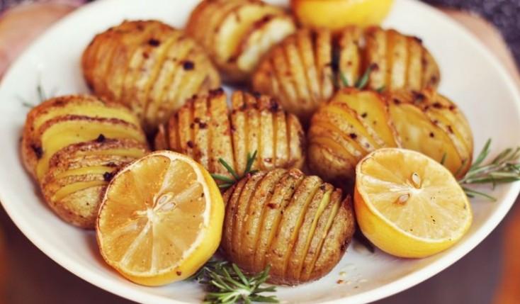 Kartofu qabığı ilə yeyin - Çox faydalıdır