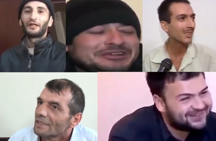 Azərbaycanda ən qeyri-adi 5 cinayətkar - Gülə-gülə etiraf edirlər... - VİDEO