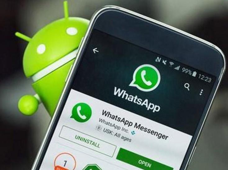 'WhatsApp'-dan daha bir yenilik
