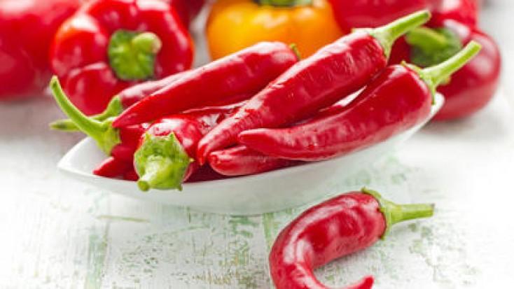 Qırmızı bibərin faydaları - A, C və E vitaminləri...