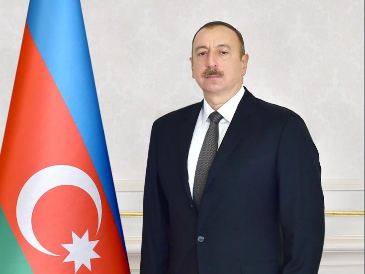 İlham Əliyev makedoniyalı həmkarını təbrik edib