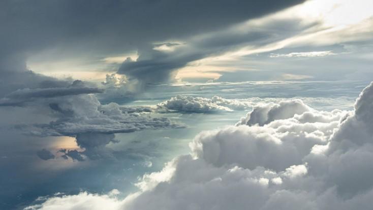 Sabaha olan hava proqnozu açıqlandı - Dəyişkən buludlu, yağmursuz