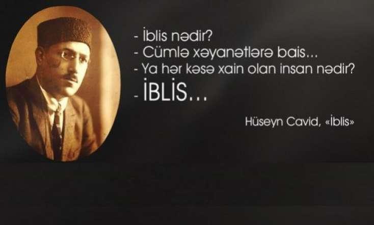 Image result for hüseyn cavid
