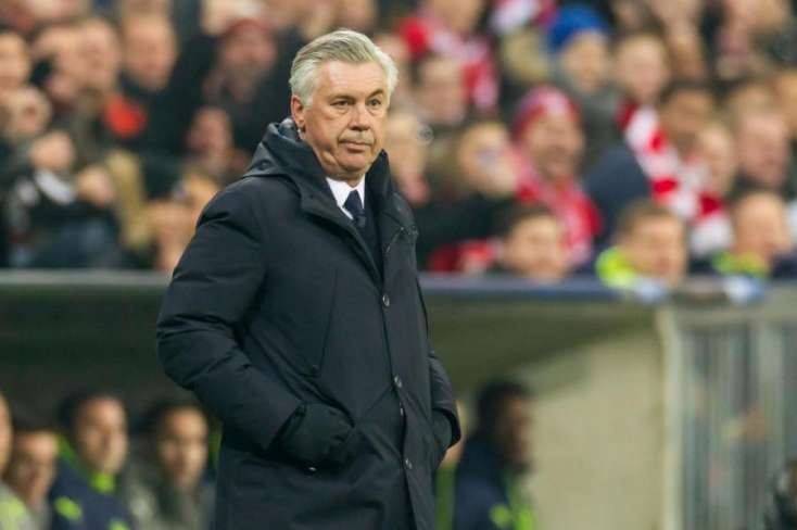 Image result for venger and ancelotti