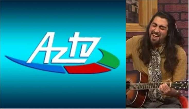 AZTV-nin efirində mahnı oxuyan gənc hamını şoka saldı: