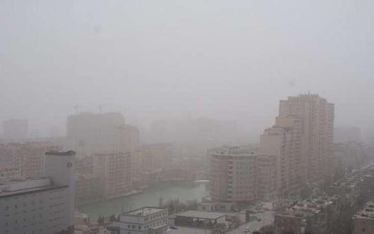Ölkə ərazisində qısamüddətli toz-dumanı gözlənilir
