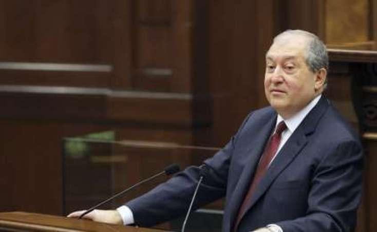 Ermənistan prezidenti Gürcüstana səfər edəcək