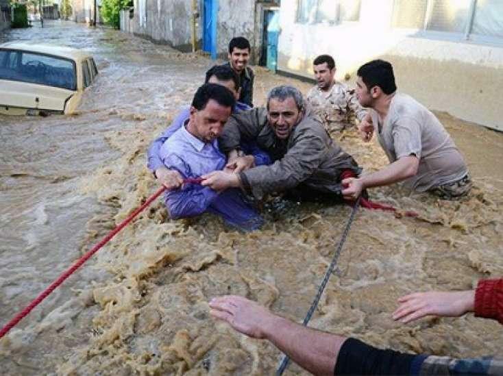 Əfqanıstanda daşqın nəticəsində 34 nəfər ölüb