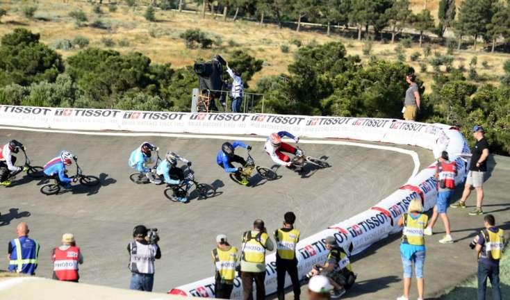Bakıda BMX üzrə dünya çempionatına yekun vurulub