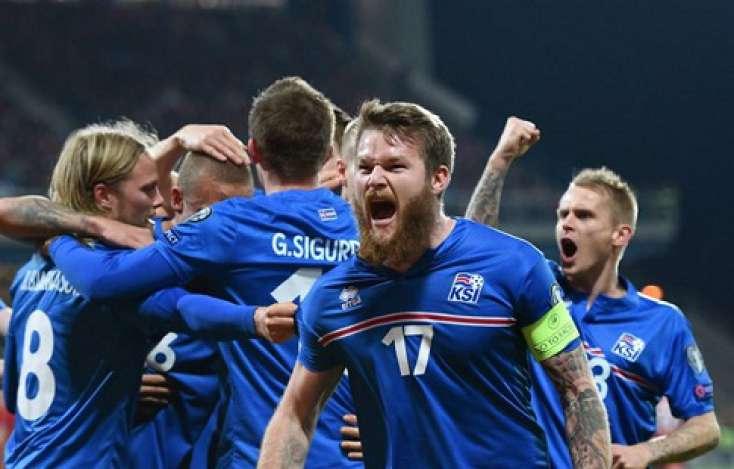 Argentina İslandiya ilə bacarmadı