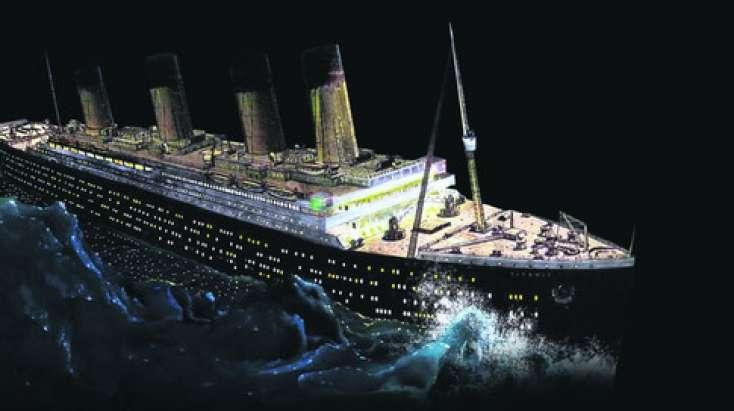 """""""Titanik"""" barede SOK FAKTLAR aciqlandi - Gəminin batacağını 14 il əvvəl biliblər / FOTOLAR"""