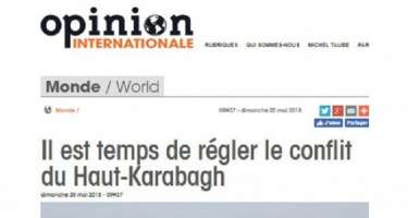 """Opinion Internationale"":"