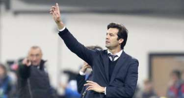 """Real Madrid"" Solari ilə"