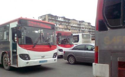 Bakıda bütün çirkli avtobuslar dəyişdiriləcək