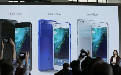 Google yeni Pixel smartfonunu təqdim edib
