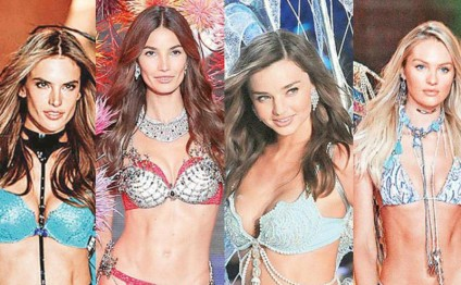 """Victoria's Secret""dən Paris sürprizi"