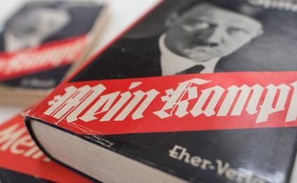 Hitlerin kitabı Almaniyada bestseller oldu
