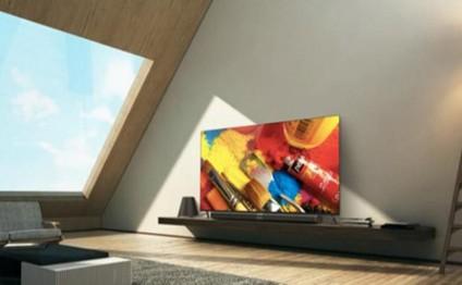 Smartfondan nazik olan televizor təqdim edildi