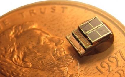 Dünyada ən kiçik kompüter yaradılıb