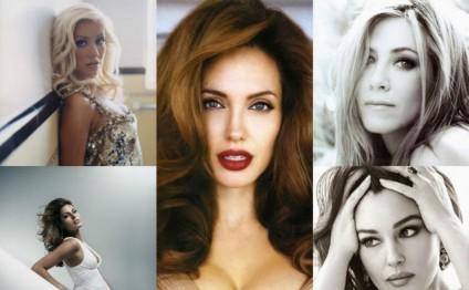 Dünyanın ən gözəl 10 qadını - SİYAHI - FOTO