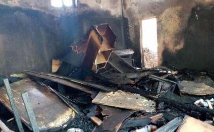 İcra başçısının müavini yanan bazardan danışdı