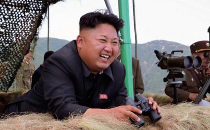 Şimali Koreya liderindən ŞOK YENİ İL TƏBRİKİ