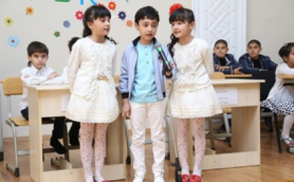"""Talented twins"" competition held in Azerbaijan"