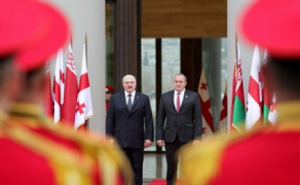 Lukashenko: Belarus supports territorial integrity of Georgia
