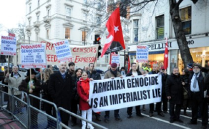 'Armenian genocide', or flu to fall horse down, if the wolf helps