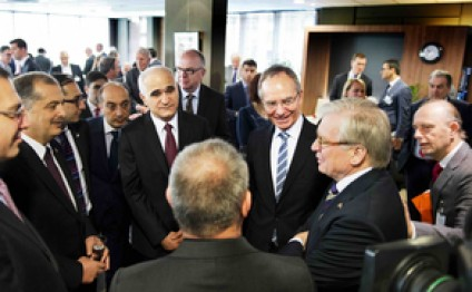 ​Dutch–Azerbaijani economic relations forged in Maastricht