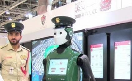 Dubayda ilk robot-polis işləməyə başlayacaq