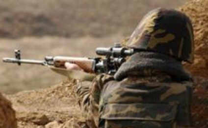 Armenian Armed Forces violate ceasefire 40 times within a day