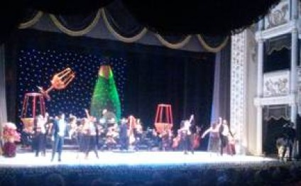 Baku hosts concert of Budapest Operetta Theatre