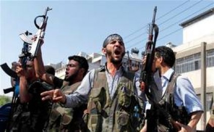 Gunmen kidnapped more than 300 civilians in Syria