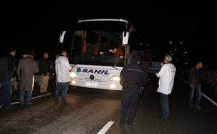 Turkish football league on hold for one week after bus attack