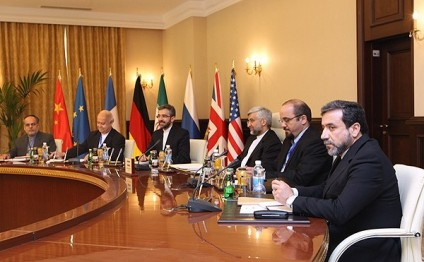 Iran P5+1 preparing for nuclear talks in NY