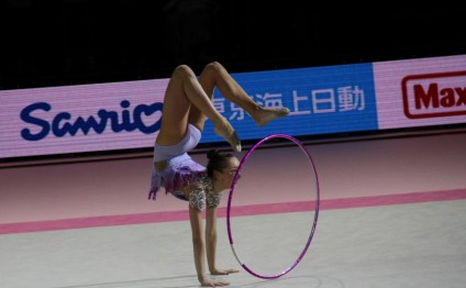 22nd Championships and Competitions in Rhythmic Gymnastics kick off in Baku