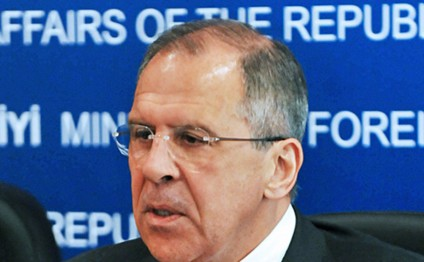 Russian FM ready to meet with Turkish counterpart