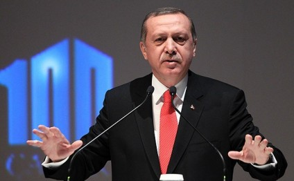 Turkish president refutes oil trade with IS claims
