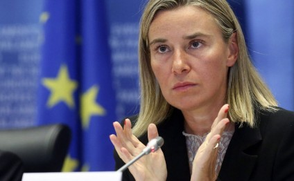 Mogherini: EU concerned about lack of progress in Karabakh conflict