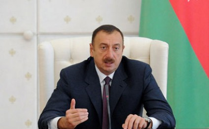President Aliyev: Important to discuss new directions in Azerbaijan-Latvia cooperation