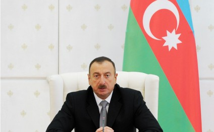 Azerbaijani president, Turkish PM held expanded meeting