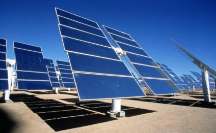 Germans to build solar power plants in Iran