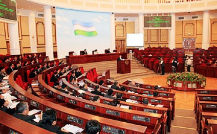 Uzbek senate approves customs code in new edition