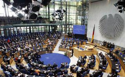 Bundestag approves German anti-IS mission