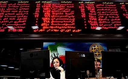Tehran Stock Exchange bearish despite positive political reports