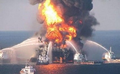 Extra actions plan being developed to put out offshore platform fire