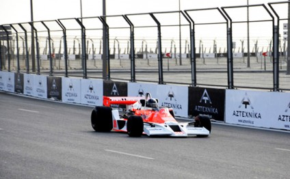 Tickets for Baku-hosted Grand Prix F-1 on sale soon